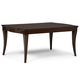 Legacy Classic Laurel Heights Rectangular Leg Table 2740-222