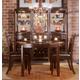 American Drew Tribecca 3-Pc Round Table Dining Set