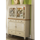 Liberty Furniture Ocean Isle Complete China in Bisque with Natural Pine Finish CLEARANCE EST SHIP TIME IS 4 WEEKS