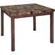 Homelegance Achillea Counter Height Table in Cherry 3273-36