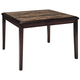 Homelegance Belvedere Counter Height Table in Espresso 3276-36