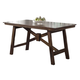 Liberty Furniture Creations II Rectangular Leg Table in Tobacco Finish 38-T3260
