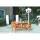 Acme Coastal 5 PC Outdoor Round Dining Set