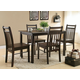 Acme Serra 5-pc Dining Set in Espresso