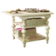 Paula Deen Home 5-pc Kitchen Gathering Table Set in Linen