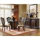 Fairmont Designs Grand Estates 5-Piece Dining Set in Cinnamon