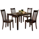 Hyland 5-Piece Rectangular Dining Set