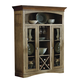 Homelegance Nash Curio in Oak 5372-50
