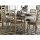 Homelegance Nash Dining Table in Oak 5372-72