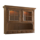 Broyhill Attic Heirlooms China Door Hutch in Natural Oak Stain 5397-66S