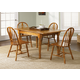 Liberty Furniture Country Haven 5pc Casual Dining Room in Spice Finish 85-CD