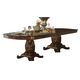 Acme Vendome Cherry Finish Double Pedestal Dining Table 60000 SPECIAL