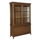 Kincaid Cherry Park Solid Wood China Cabinet 63-079P