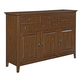 Kincaid Cherry Park Solid Wood Sideboard 63-090