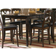 Homelegance Kinston Counter Height Table in Distressed Oak 630-36