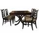 Hekman Metropolis Rectangular Dining Table 7-421