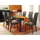 Acme Medora 7-pc Dining Set in Espresso