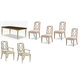 A.R.T. Provenance 7-pc Rectangular Dining Set