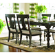 Paula Deen Home 7-pc Paula's Table & Chairs in Tobacco