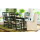 Paula Deen Home 7-pc Paula's Table w/Uph Chairs in Tobacco