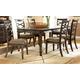 Hayley 8-Piece Rectangular Extension Dining Table Set