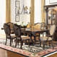 Fairmont Designs Grand Estates 7-Piece Rectangular Dining Set in Cinnamon