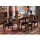 Larchmont 7-Piece Rectangular Extension Table Set