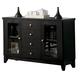 Homelegance Daisy Server in Espresso 710-40