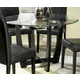 Homelegance Sierra Dining Table in Ebony 722-48