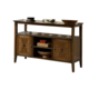 Homelegance Verona Server in Distressed Amber 727-40
