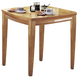 Homelegance Liz Dining Table in Natural 763