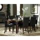 Homelegance Achillea 7pc Dining Table Set in Cherry