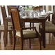 Homelegance Campton Dining Table in Cherry 836C-96