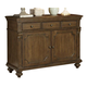 Homelegance Eastover Server in Neutral Gray Diftwood 845-40