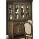 Homelegance Eastover Buffet & Hutch in Neutral Gray Diftwood 845-50
