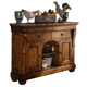 Kincaid Tuscano Solid Wood Sideboard with Marble Top 96-090M