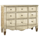 Pulaski Mirrored Accent Chest