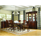 Legacy Classic American Traditions Pedestal Table Dining Set