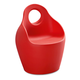 Domitalia Baba Arm Chair in Red BABA.P.000.PE.RO