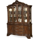 A.R.T. Old World China Cabinet in Cherry