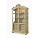 A.R.T. Provenance Display Cabinet in Linen