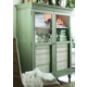 Paula Deen Home The Bag Lady's Cabinet in Spanish Moss