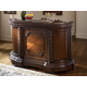 North Shore Bar with Marble Top D553-65