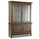 Klaussner Carturra Dining Room Buffet with Hutch