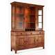 Klaussner Urban Craftsmen Dining Room Buffet w/ Hutch