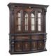 Fairmont Designs Grand Estates China Cabinet in Cinnamon