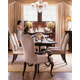 Kincaid Carriage House Solid Wood Double Pedestal Dining Table Set