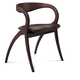 Domitalia Star Wooden Chair in Wenge