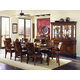 Legacy Classic Larkspur Trestle Table Dining Set