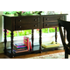 Paula Deen Home Console Server in Tobacco